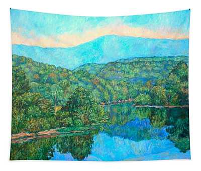 Reflections On The James River Tapestry