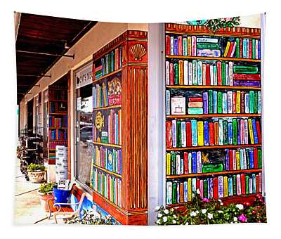 Rehoboth Beach Browseabout Books Tapestry