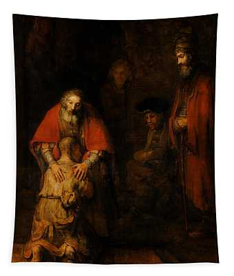 Return Of The Prodigal Son  Tapestry