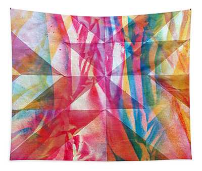 Rhythm And Flow Tapestry