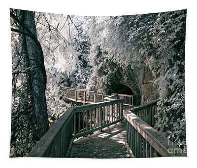 River Boardwalk Tapestry