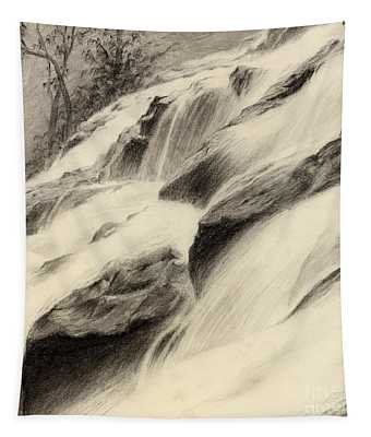 River Stream Tapestry