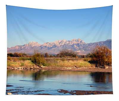 River View Mesilla Tapestry