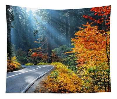 Road To Glory  Tapestry