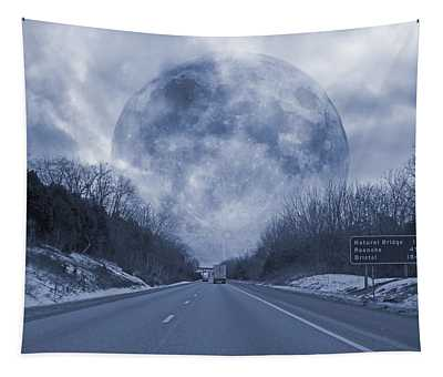 Road To The Horizon Tapestry