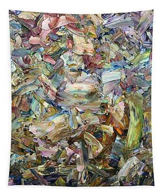 Roadside Fragmentation - Square Tapestry