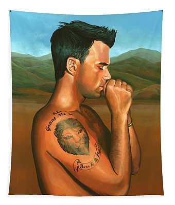 Robbie Williams 2 Tapestry