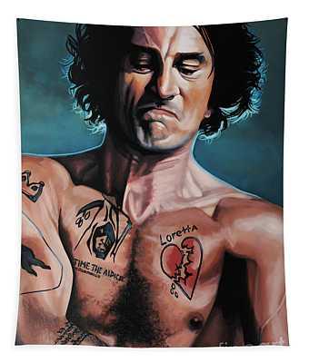 Robert De Niro 2 Tapestry