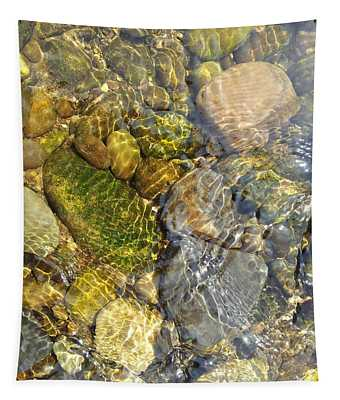 Rocks And Pebbles 3 Tapestry