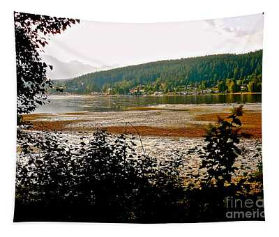 Rocky Point Port Moody Tapestry
