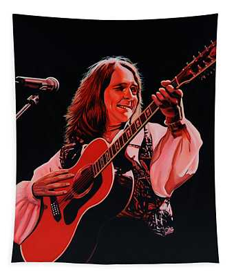 Roger Hodgson Of Supertramp Tapestry