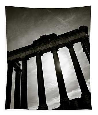 Ancient Architecture Photographs Wall Tapestries