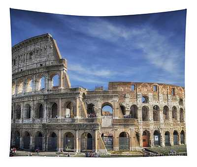 Roman Icon Tapestry