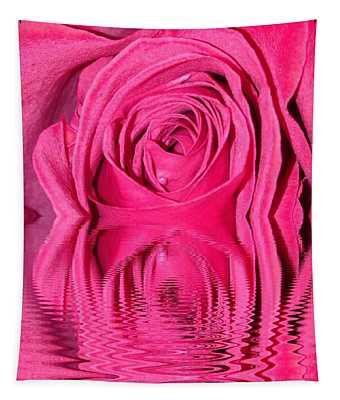 Rose Drops Tapestry