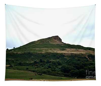 Roseberry Topping Hill Tapestry
