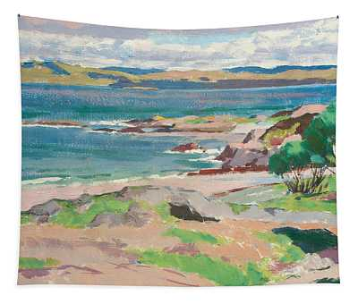 Ross Of Mull From Traigh Mhor Tapestry