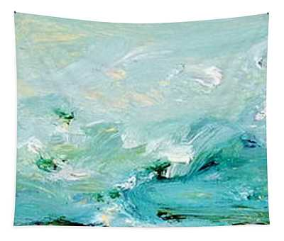 Rough Waters Tapestry
