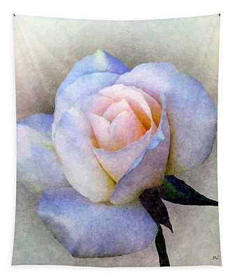 Roughsilk Rose Tapestry