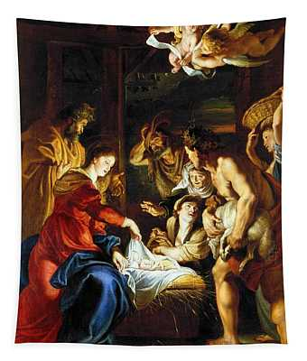 Rubens Adoration Tapestry