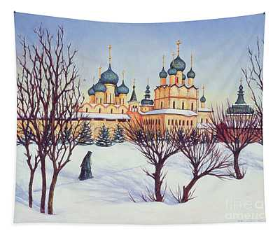 Russian Winter Tapestry