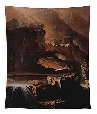 Sadak And The Waters Of Oblivion  Tapestry