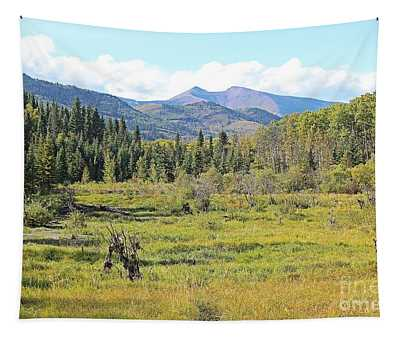 Saddle Mountain Tapestry
