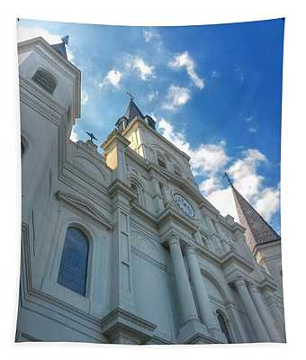 Saint Louis Cathedral  Tapestry