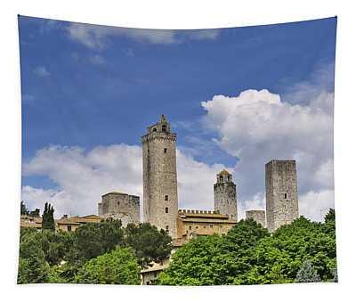 San Gimignano Tapestry