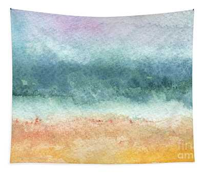 Sand And Sea Tapestry