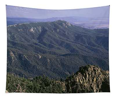 Sandia Mountains, Albuquerque, New Tapestry