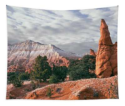 Sandstone Rock Formations, Kodachrome Tapestry