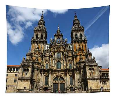 Santiago De Compostela Tapestry