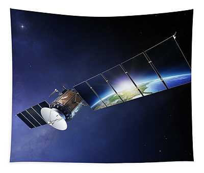Satellite Communications With Earth Tapestry