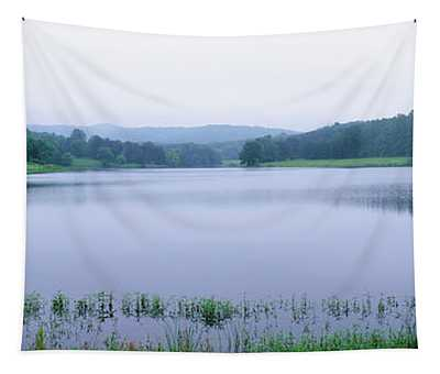 Scenic View Of A Lake, Bernheim Tapestry