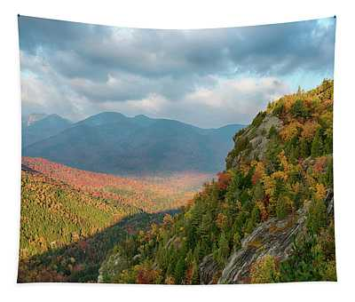 Scenic View Of Trees On Mountain, Great Tapestry