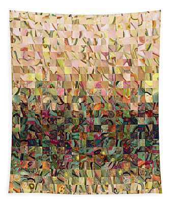 Sea Foam Serenade Tapestry