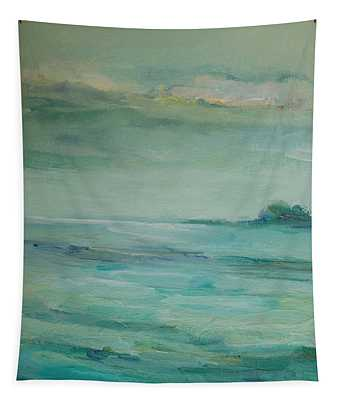 Sea Glass Tapestry