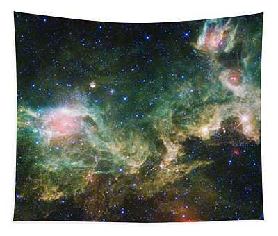 Seagull Nebula Tapestry
