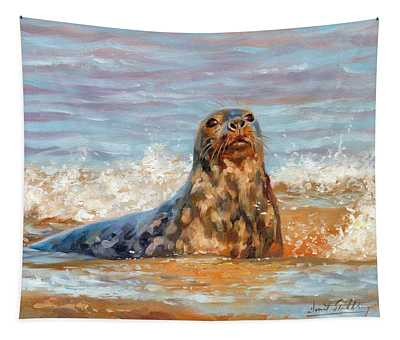 Seal Tapestry