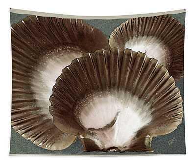 Seashells Spectacular No 22 Tapestry