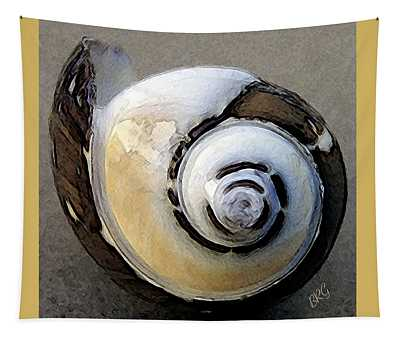Seashells Spectacular No 3 Tapestry