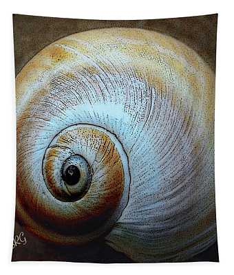 Seashells Spectacular No 36 Tapestry