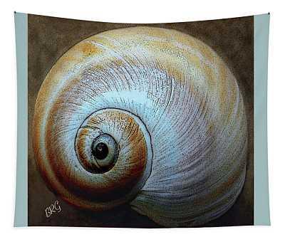Seashells Spectacular No 36 Tapestry