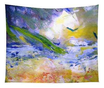 Seashore Windy Days Tapestry