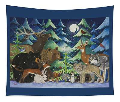 Spirit Of Peace Tapestry