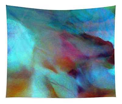 Secret Garden - Abstract Art Tapestry
