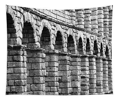 Segovia Aqueduct Tapestry
