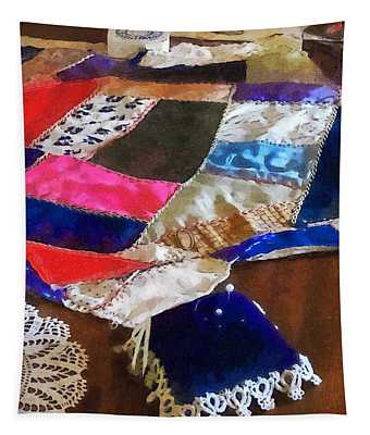 Sewing - Making A Quilt Tapestry