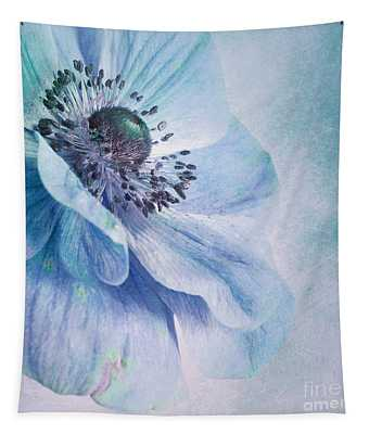 Shades Of Blue Tapestry