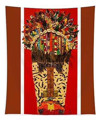 Shaka Zulu Tapestry